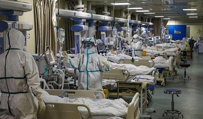 कोरोना वायरस: ऑक्सीजन की बढ़ती मांग के मद्देनजर केंद्र सरकार ने औद्योगिक इस्तेमाल पर प्रतिबंध लगाया