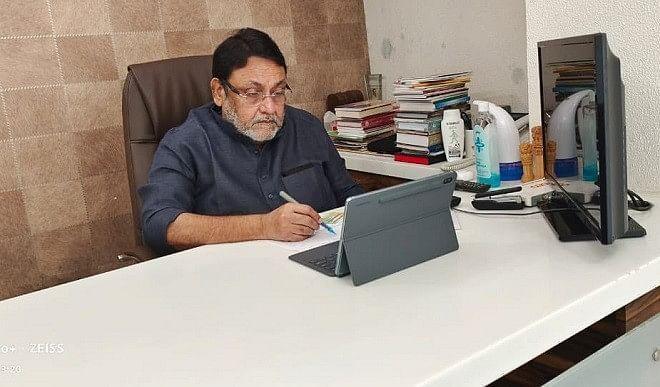 नवाब मलिक का आरोप, केंद्र ने निर्यात कंपनियों को महाराष्ट्र को रेमडेसिविर नहीं देने का कहा