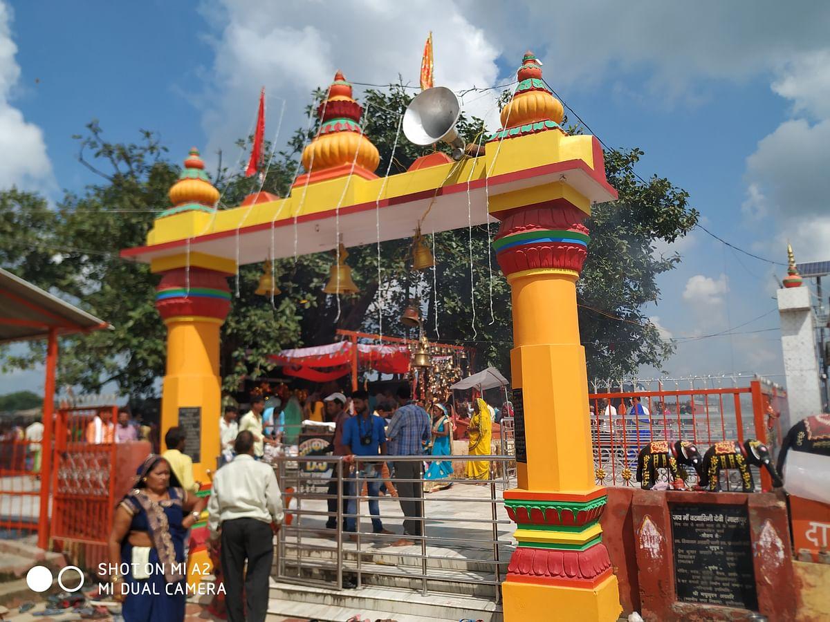 सिद्धार्थनगर : गालापुर वाली वटवासिनि महाकाली करती है सभी भक्तों की मनोकामना पूरी