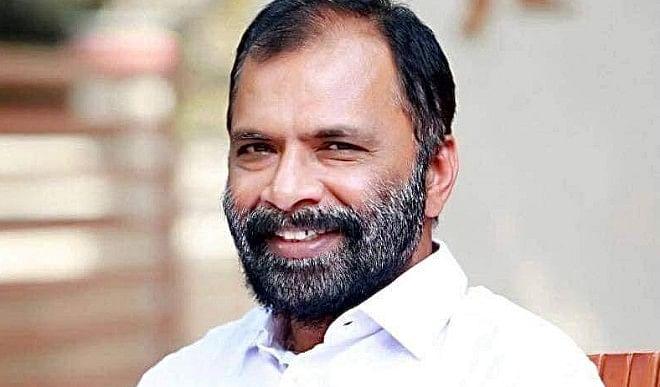 केरल के नीलांबुर से कांग्रेस उम्मीदवार वीवी प्रकाश का दिल का दौरा पड़ने से निधन