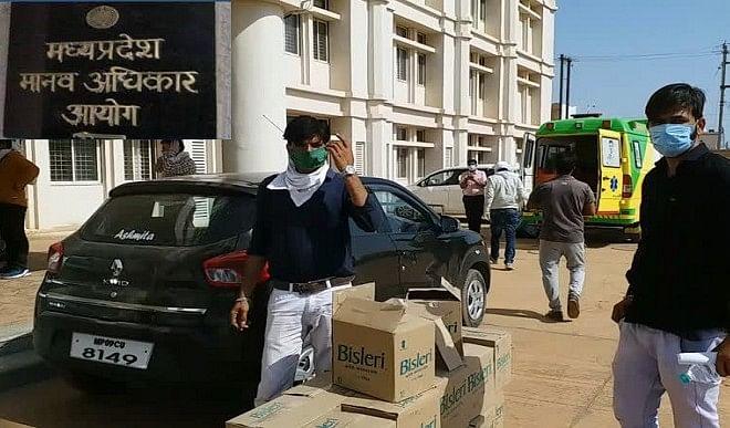 शिवपुरी मेडिकल कालेज में पानी और भोपाल में ड्रग इंस्पेक्टर्स के मामले पर मानव अधिकार आयोग ने लिया संज्ञान
