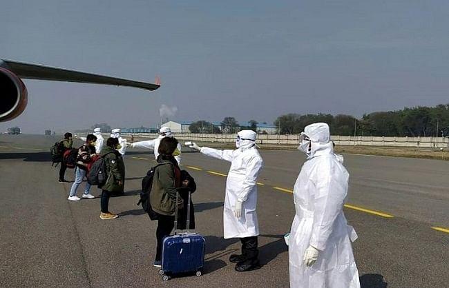 हांगकांग ने भारत जाने वाली सभी उड़ानों पर तीन मई तक लगाई रोक
