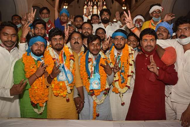 nsui-did-a-39clean-sweep39-in-sampurnanand-sanskrit-university-students39-union-election