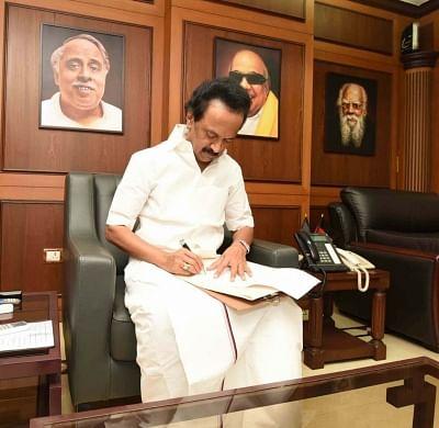 तमिलनाडु में डीएमके और पुडुचेरी में एनडीए के जीतने के संकेत : सर्वे