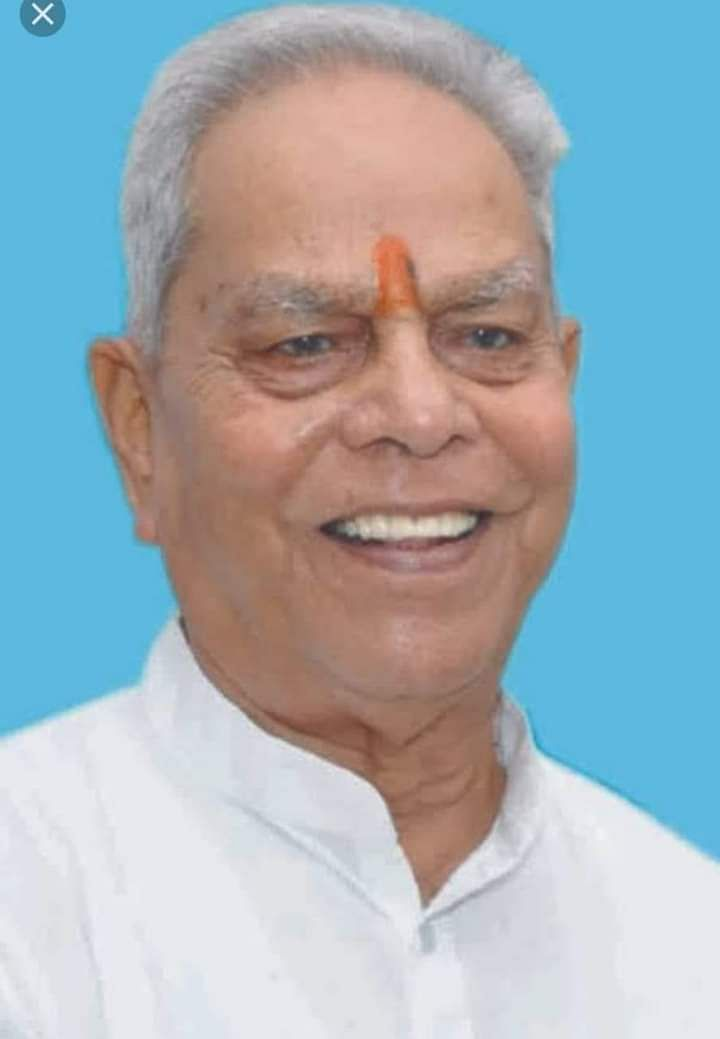 up-former-minister-bhagwati-singh-died-donated-organs-in-medical-college