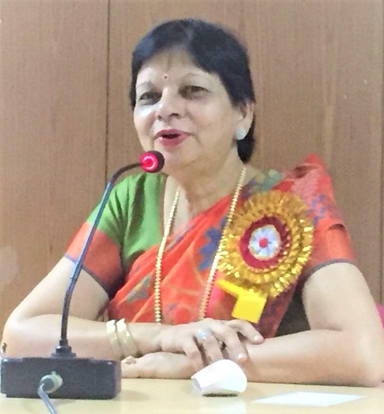 शिक्षा से ही आत्मनिर्भर भारत के सपने होंगे साकार:डॉ. नीलिमा गुप्ता