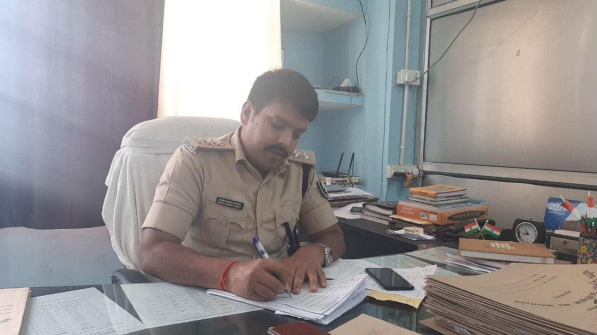 बिहार के मुजफ्फरपुर में हैंडग्रेनेड और रायफल संग अपराधीयों की हुई गिरफ्तार