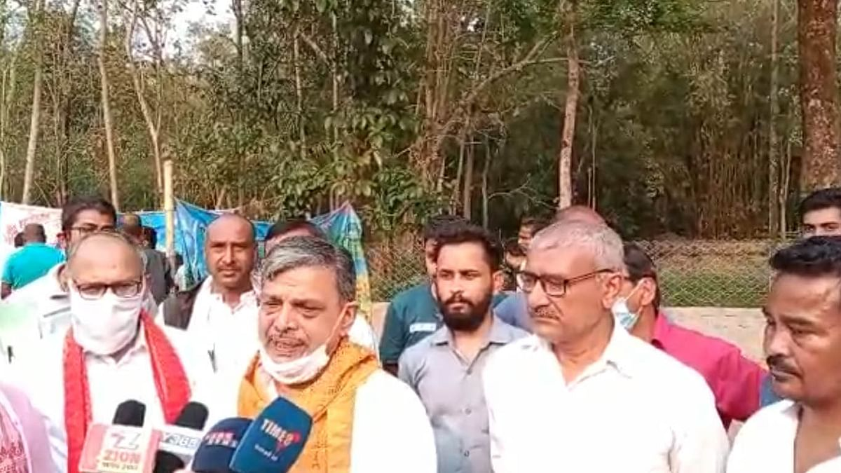 संघ के सरकार्यवाह ने असम में भूमि सुपोषण अभियान का किया शंखनाद