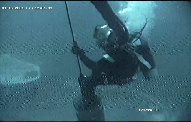सिंगापुर के जहाज से टकराई नाव, छह मछुआरों के शव मिले