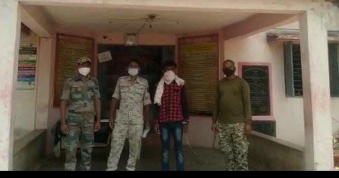 जगदलपुर:विवाह का झांसा देकर दैहिक शोषण  ,आरोपित गिरफ्तार