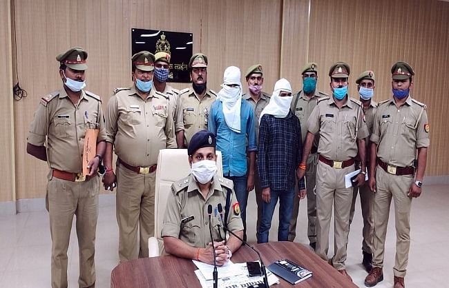 basti-two-murderers-absconding-arrested-in-rahul-murder-case
