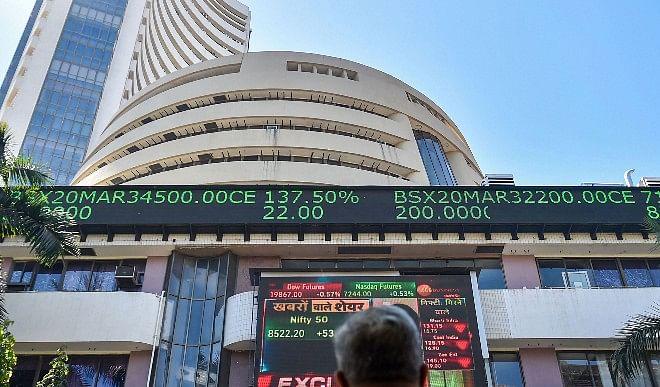 कोरोना काल में भी हरा-भरा शेयर बाजार, सेंसेक्स 600 अंक से अधिक चढ़ा
