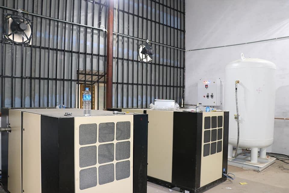 सिवनीः जिले में पीएसए ऑक्सीजन जनरेटिंग प्लांट ने शुरू किया काम