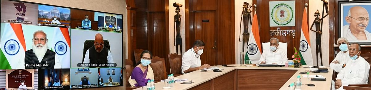 provide-chhattisgarh-vaccine-for-one-week-in-advance-bhupesh-baghel