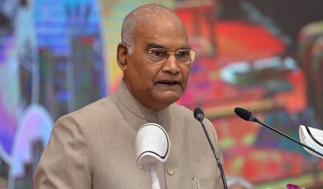 राष्ट्रपति-रामनाथ-कोविंद-का-स्वास्थ्य-सुधर-रहा-है-राष्ट्रपति-भवन