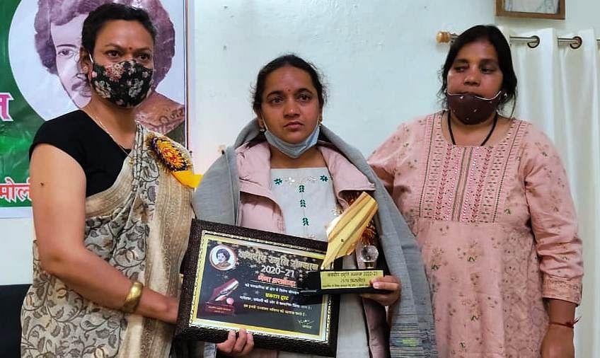 गंगा, धन सिंह और अंकोला हुए जयदीप सम्मान से सम्मानित