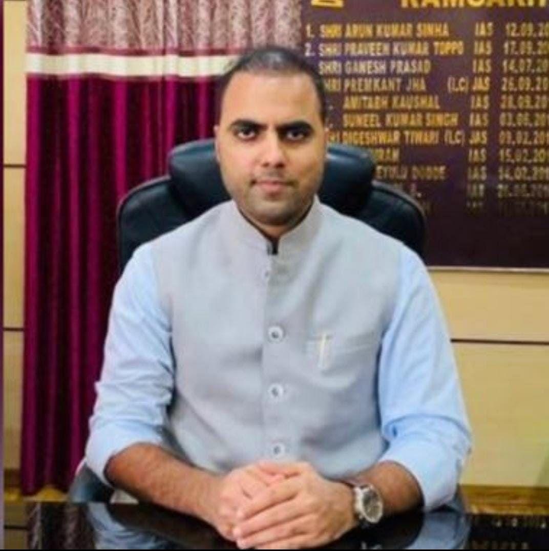 सीसीएल के सहयोग से रामगढ़ में लगेगा ऑक्सीजन प्लांट : डीसी
