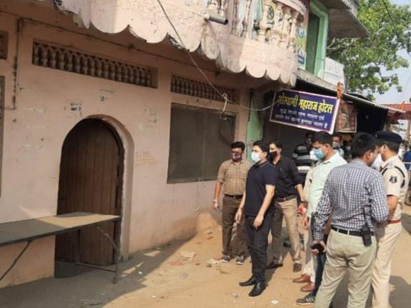 पूर्व उप मुख्यमंत्री के बेटे, बहू और पोती की हत्या मामले में मिले अहम सुराग