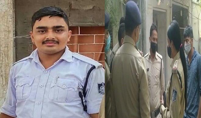 मुरैना में यातायात आरक्षक ने फांसी लगाकर की आत्महत्या, पुलिस को मिला सुसाइड नोट