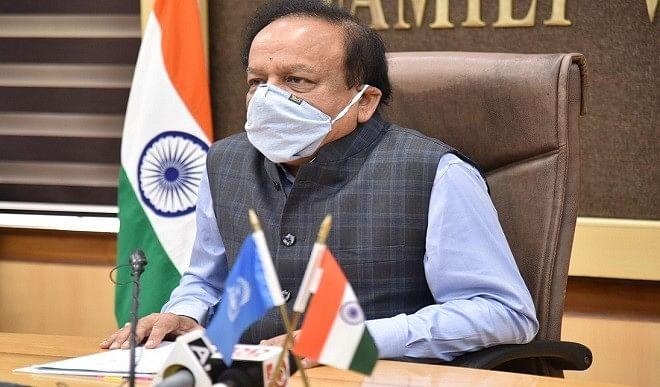 ऑक्सीजन पर्याप्त मात्रा में पहले भी था और अब जरूरत के हिसाब से इसे बढ़ाया गया है: स्वास्थ्य मंत्री