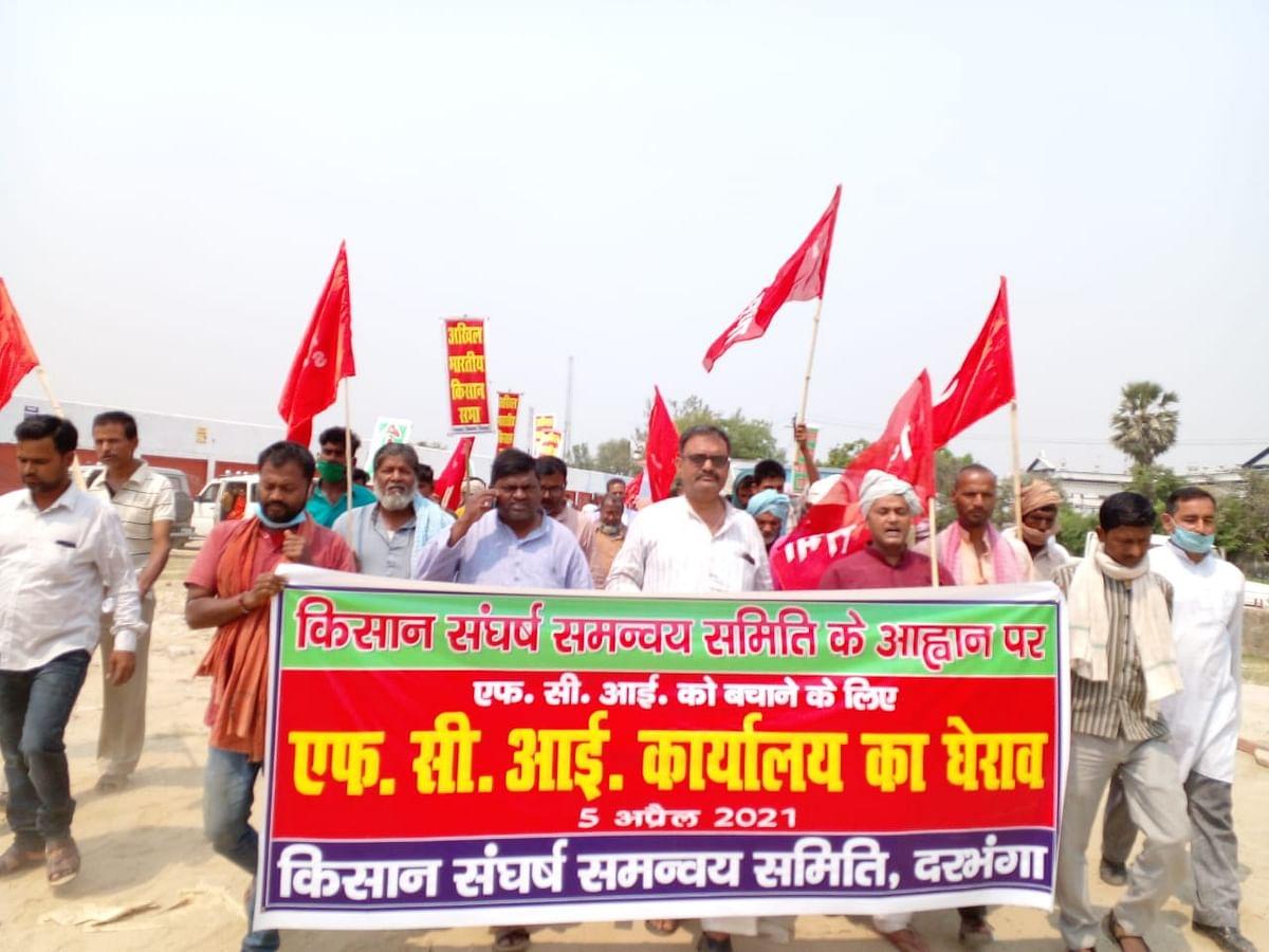 किसान आंदोलन के समर्थन में चलेगा चरणबद्ध आन्दोलन : किसान सभा
