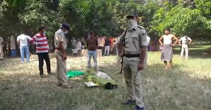 वैशाली में चार दिनों से गायब लड़की का शव कुएं से बरामद,दुष्कर्म के बाद हत्या की आशंका