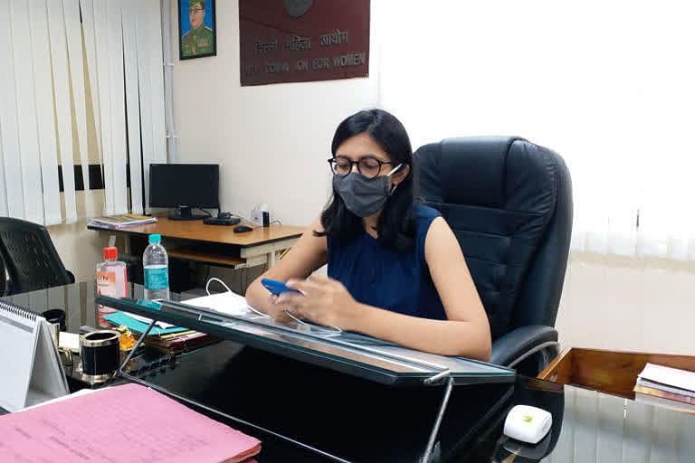झारखंड की एक बच्ची को महिला आयोग ने किया रेस्क्यू