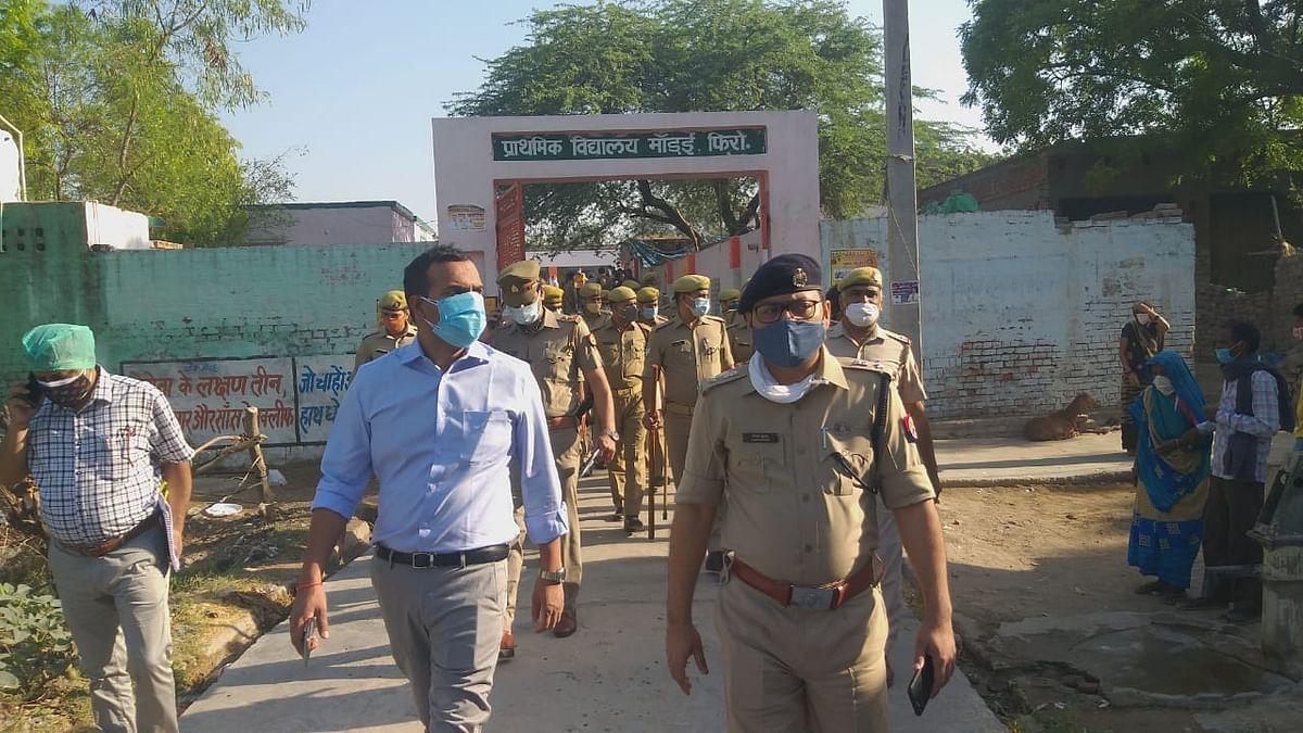 फिरोजाबाद में 11 बजे तक हुआ 22.22 प्रतिशत मतदान