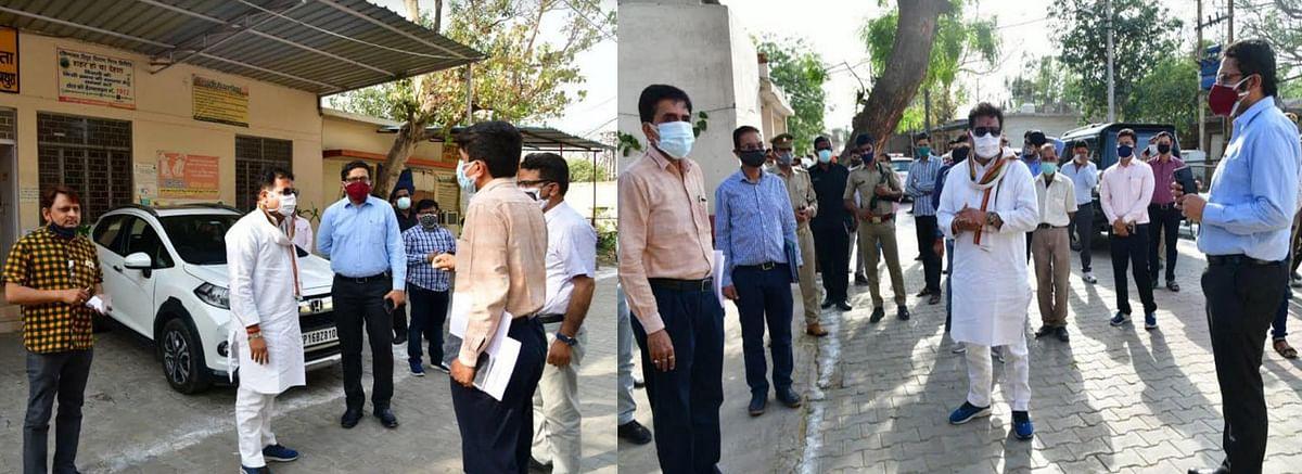 उपकेन्द्रों पर उपभोक्ताओं और विद्युत कर्मियों की कोविड से सुरक्षा के हो पूरे इंतजाम : पं. श्रीकान्त शर्मा
