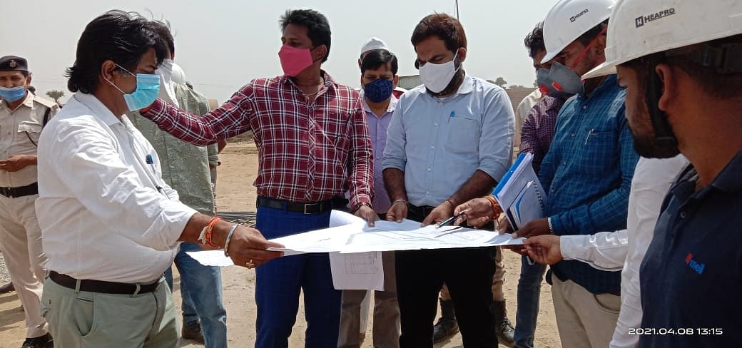 complete-ganga-water-emergence-project-soon-meena