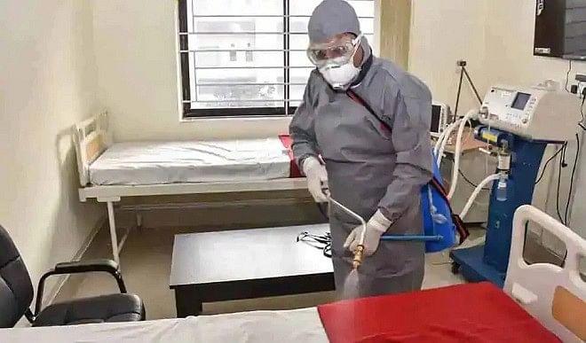महाराष्ट्र का मंदिर आया मदद के लिए सामने, 500 बेड का आइसोलेशन वार्ड, रसोई में बन रहा 2,000 के लिए भोजन