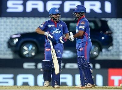 आईपीएल-14 : दिल्ली ने कोलकाता को 7 विकेट से दी करारी शिकस्त