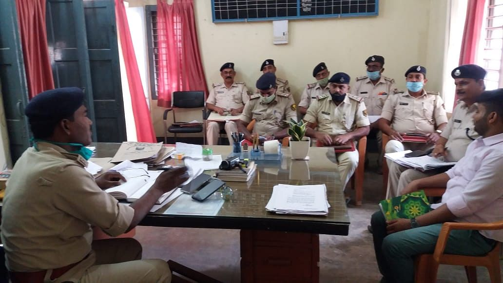 police-constable-held-monthly-meeting