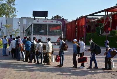 अब मप्र और छत्तीसगढ, राजस्थान व महाराष्ट के बीच बस सेवाएं बंद
