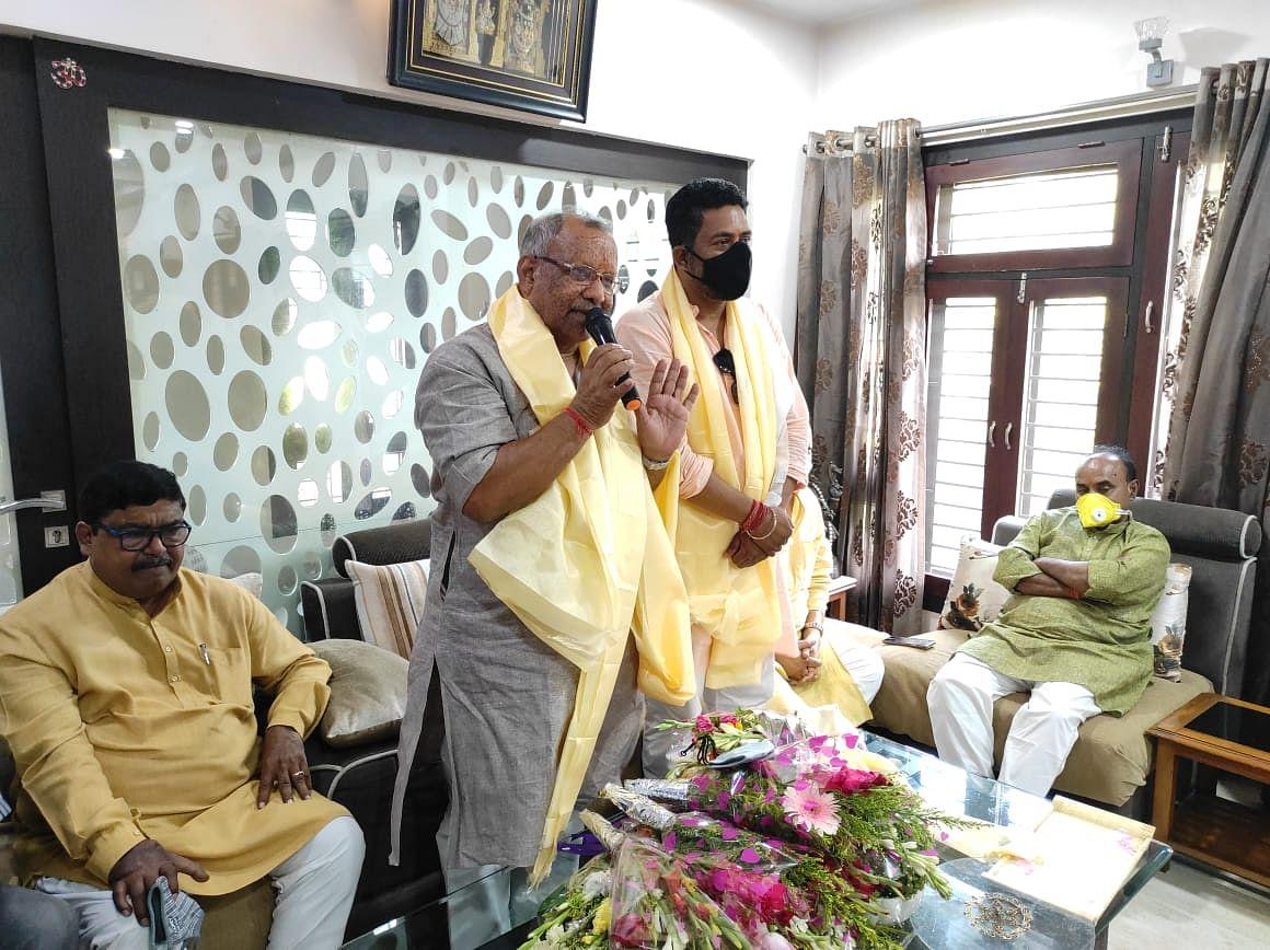 पश्चिम बंगाल और बिहार का सदियों पुराना रिश्ता, सोनार बांग्ला के लिए पोरिवर्तन जरूरी : तारकिशोर