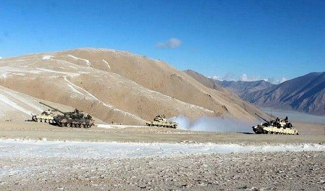 पूर्वी लद्दाख में गतिरोध वाले शेष क्षेत्रों से सैनिकों की वापसी पर भारत-चीन के बीच सैन्य वार्ता