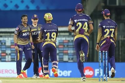 आईपीएल-14 : कोलकाता का टॉस जीतकर पहले गेंदबाजी का फैसला (लीड-1)