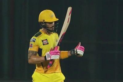 आईपीएल-14 : डुप्लेसिस ने धवन से ली ऑरैंज कैप