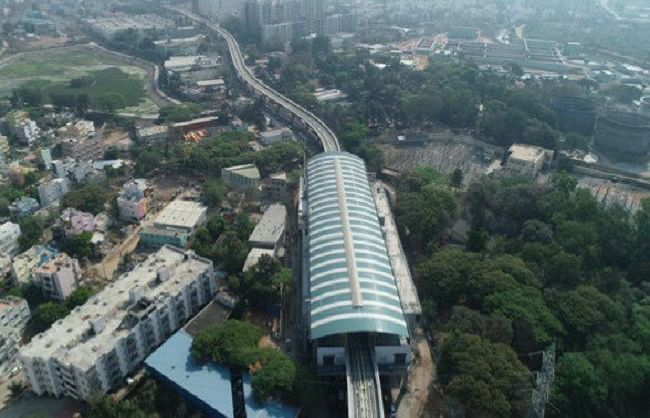 cabinet-58-km-metro-corridor-approved-at-a-cost-of-14-crores-in-bengaluru