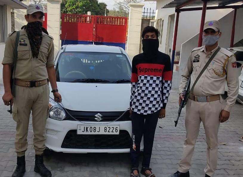 पैसे लेकर यूटी में अवैध प्रवेश करवाने वाला व्यक्ति गिरफ्तार, मामला दर्ज
