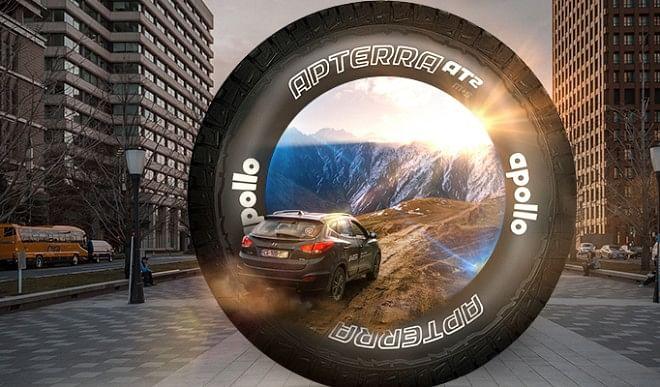 अपोलो टायर्स ने फैलाया अपना कारोबार, अमेरिका और कनाडा में बस टायर खंड में प्रवेश किया