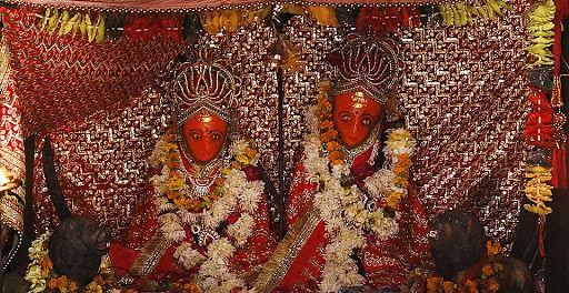 कैला माता आरती - Om Jai Kaila Rani Mata Aarti