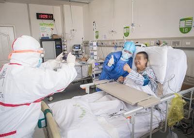 चीन में 4 नए स्थानीय रूप से प्रसारित कोविड मामले सामाने आए