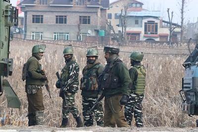 जम्मू कश्मीर के डोडा में आतंकी ठिकाने का भंडाफोड़