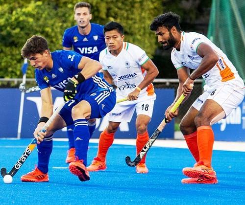 यूरोप और अर्जेंटीना दौरे पर टीम को मिली सफलता में फिटनेस ने महत्वपूर्ण भूमिका निभाई :  सुरेंदर कुमार