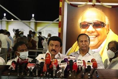 तमिलनाडु में समावेशी राजनीति के साथ बढ़ रहे स्टालिन
