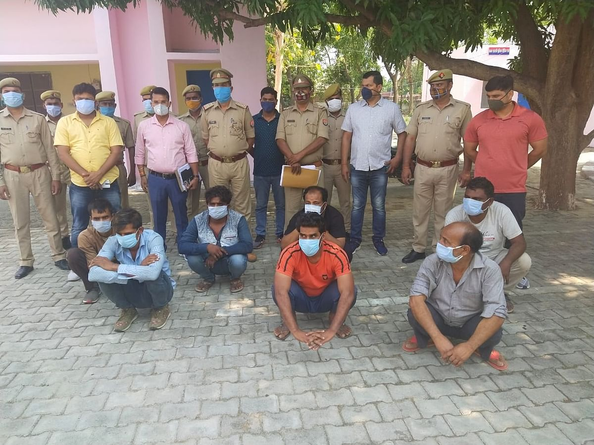 seven-accused-of-murder-and-robbery-arrested-in-police-encounter