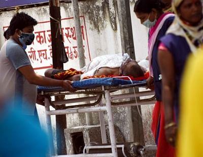 बिहार में कोरोना के 14,794 नए मरीज, 105 संक्रमितों की हुई मौत