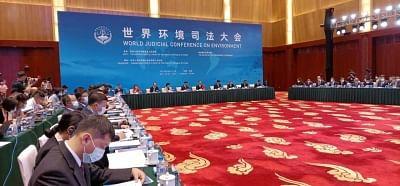 शी चिनफिंग ने पर्यावरण न्याय पर विश्व सम्मेलन को बधाई संदेश भेजा