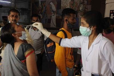 जम्मू-कश्मीर : 3,408 नए कोविड मामले, 48 मौतें